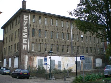 Kaaspakhuis Eyssen Paardenmarkt Alkmaar gemeentelijk monument