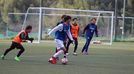 米国プロサッカー合同セレクション2017 参加選手