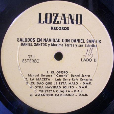 Lozano 034-B, Máximo Torres.