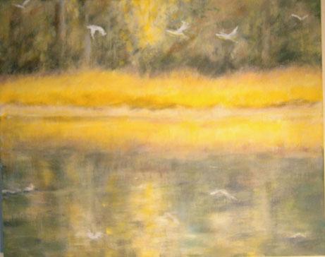 """""""Mist"""" by Lena Birksten, Sweden"""