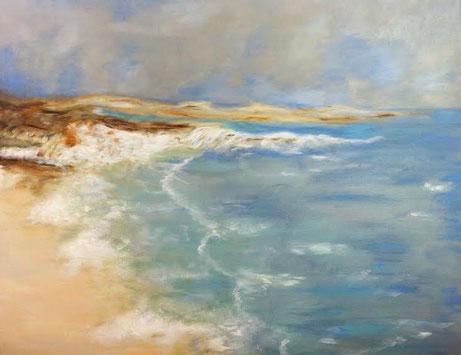 """""""Besoin de large"""" by Bernadette Delage"""