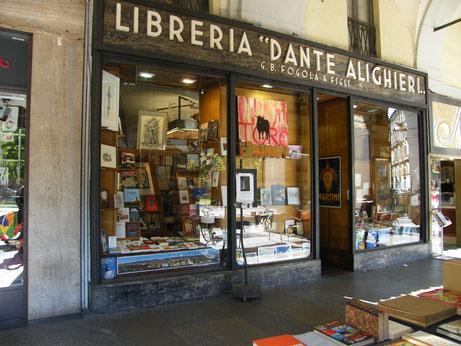 Libreria Dante Alighieri, Torino