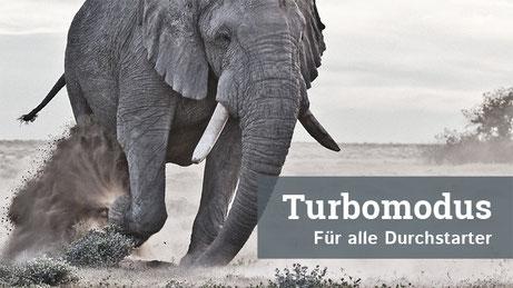 Turbomodus   Für alle Durchstarter
