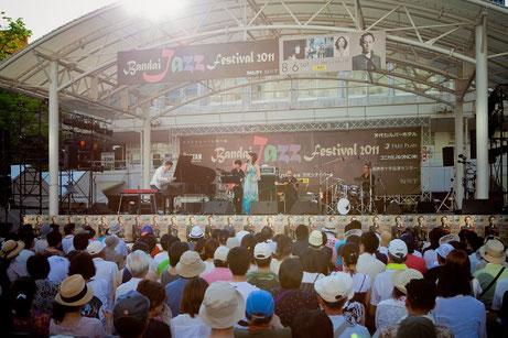 万代ジャズフェスティバル2011
