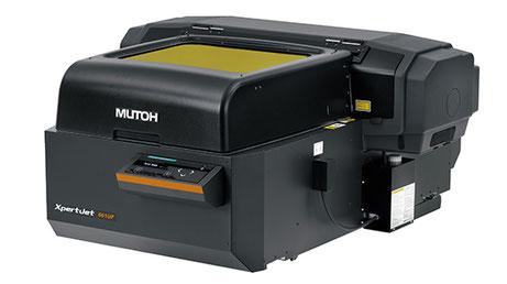 Mutoh ValueJet  626UF Flachbett UV Drucker Digitaldruck by GOIT