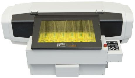 Mutoh ValueJet  426UF Flachbett UV Drucker Digitaldruck by GOIT