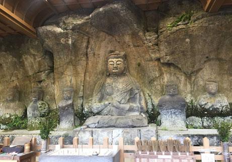 臼杵石仏(国宝)
