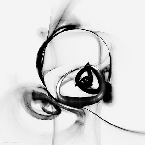Das Auge am Hinterkopf warnt manchmal vor unliebsamen Überraschungen.