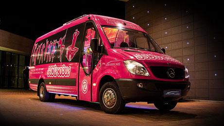 autobús discoteca