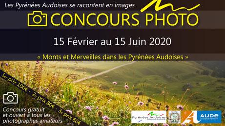 Concours photos des Pyrénées Audoises