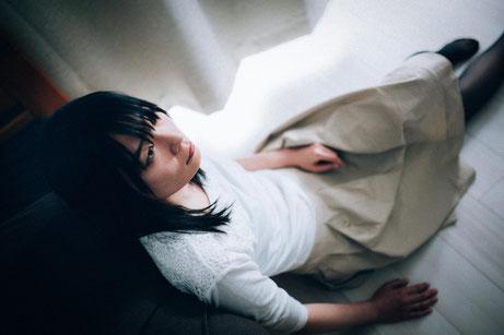 腰痛が辛い奈良県香芝市の女性