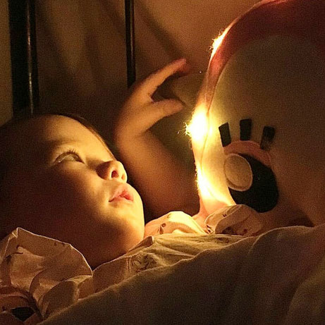 Unicorn night light (click on the picture to learn more)
