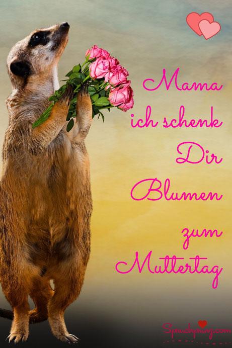 Zitat Muttertag für Mama