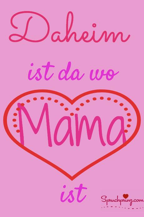 Schöne Mutter Zitate