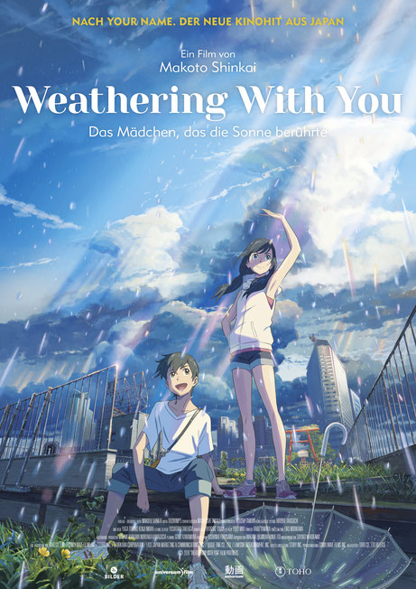 Weathering With You Plakat