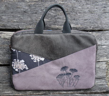 pochette d'ordinateur portable sacoche protection 13 pouces