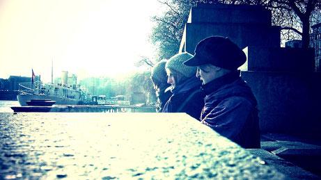 Mittwoch: Memories... London, März 2008