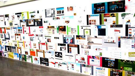 """Freitag: Office-Deko """"The Wall"""". Für mehr Infos Bild anklicken"""