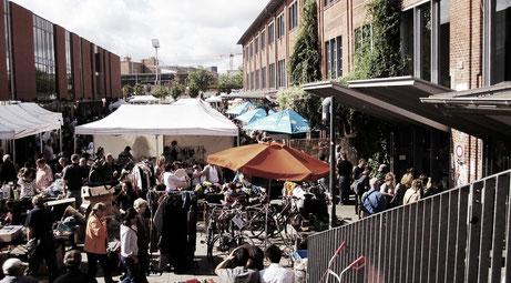 Samstag: Immer wieder gerne - Schanzenflohmarkt