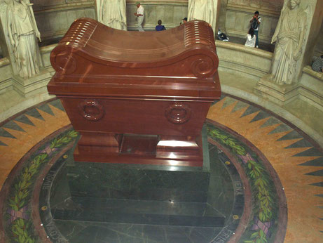 Napoleon's tomb,Les Invalides, Paris _ Photo taken by Anthony Zois - 2010