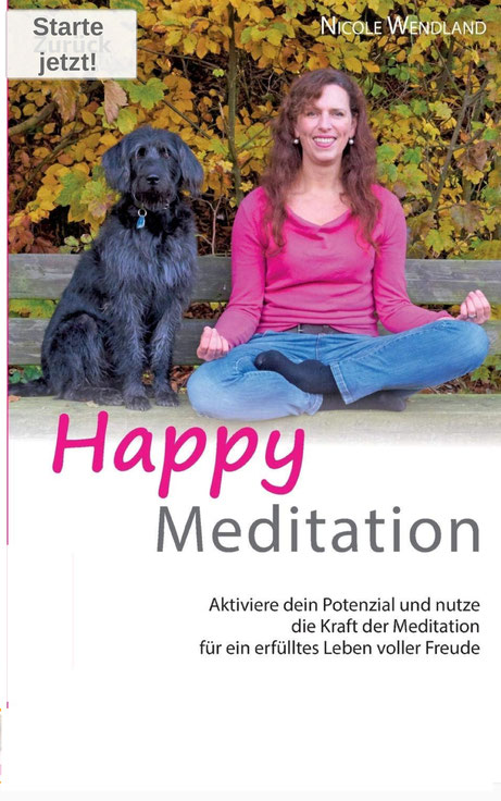 Happy Meditation Buch Nicole Wendland