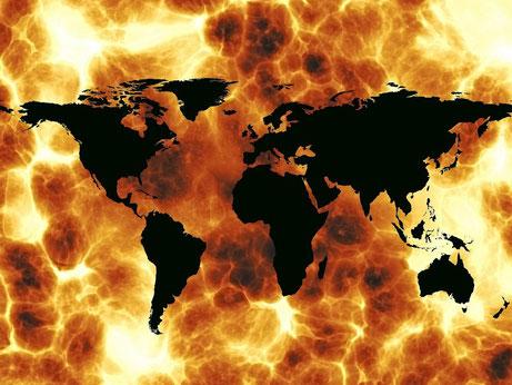 Tout comme Sodome et Gomorrhe ont été réduits en cendres par le feu de la colère de Jéhovah Dieu, il en sera de même de tous ses opposants qui disparaîtront le Jour de sa grande colère finale. Le feu signifie la destruction totale et définitive.