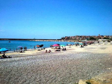 Spiaggia San Domenico (Marina delle barche)