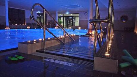 Schwimmbad Watt'n Bad in Dorum: Innenbereich