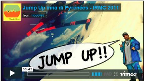 Jump Up inna di Pryrénées