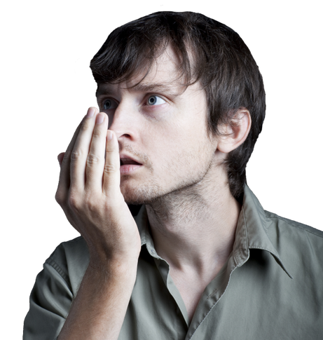 Kann unsicher und gehemmt machen: Mundgeruch! Was hilft wirklich dagegen? (© leschnyhan - Fotolia.com)