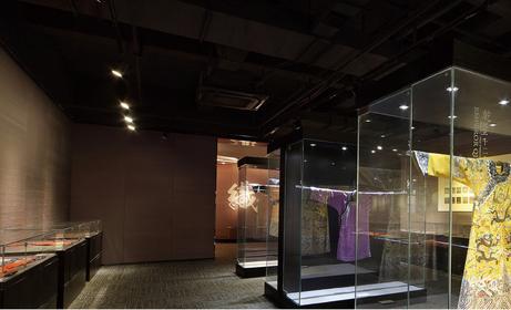 Project Led railspots rond verstelbare lenshoek kleuren lenzen dimbaar verlichting buffet versproducten winkel etalage showroom BBM Ledproducts