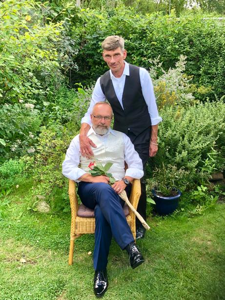 Hochzeit Upgrade 1. August 2019