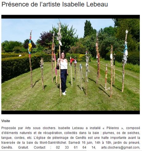 Info Locale - Genêts - 13 juin 2018