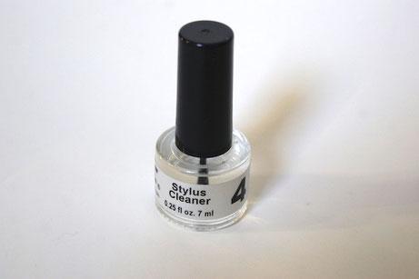 Foto 6: Flüssiger Nadelreiniger | Beispiel: LAST 4