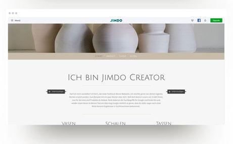 Jimdo Dolphin oder Jimdo Creator? Welcher Baukasten ist der richtige? Giangrasso Webdesign ist Jimdo Partner aus Karlsruhe