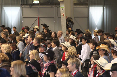 Salon Country Western de Cergy (Fév. 2014)