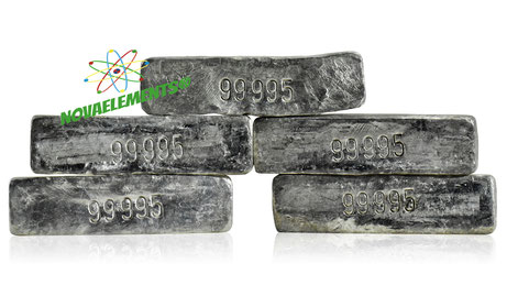 indium metal ingots, indium metal pellets, indium metal bars, buy indium metal, buy indium ingots online, novaelements indium, indium metal for element collection, indium for investment, indium for collection