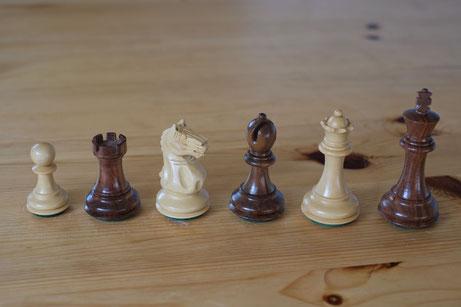Pewatronic chessmen, king size 70mm