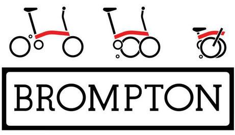 logo bromption vélo