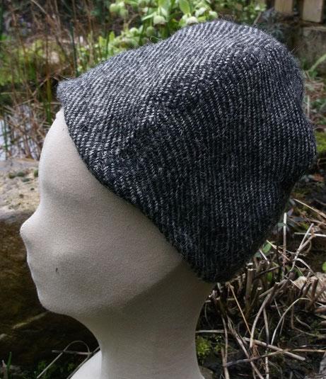 Frühmittelalterliche Mütze aus Wolle