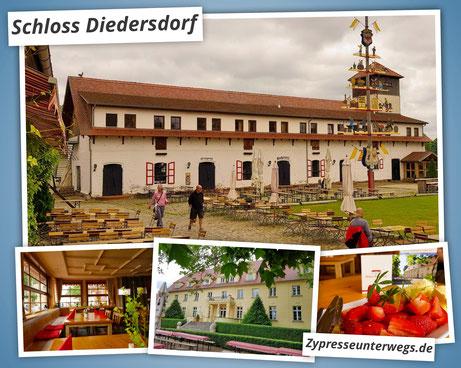 Schloss Diedersdorf - auf dem Land im Süden Berlins