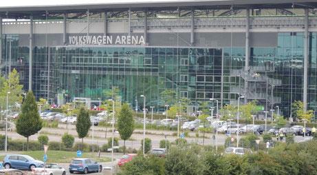 Die Volkswagen Arena