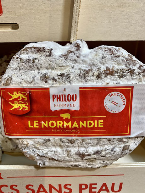 made in Normandie !