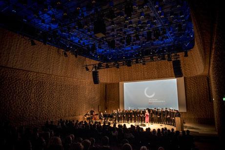 Deutscher Kulturförderpreis 2017, Elbphilharmonie Hamburg © Holger Talinski