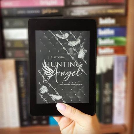 Hunting Angel - Ich werde dich jagen von J. S. Wonda