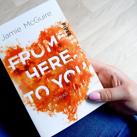 From here to you von Jamie McGuire