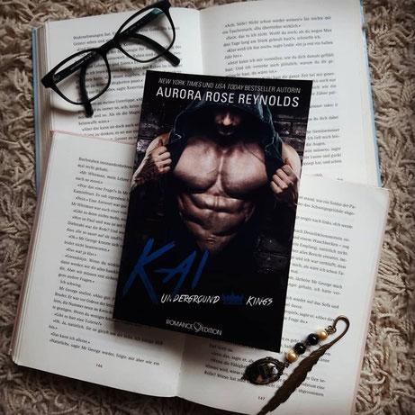 Underground Kings: Kai von Aurora Rose Reynolds
