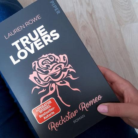 True Lovers - Rockstar Romeo von Lauren Rowe