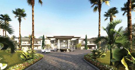 Achetez votre villa à l'île Maurice pour votre future permis de résident RES tout proche de GRAND BAIE