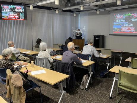 奈良シニア大学in東京一般教養講座